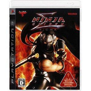 Ninja Gaiden Sigma Seminovo – PS3