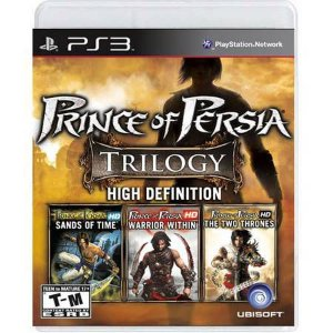 Prince Of Persia Trilogy Seminovo – PS3