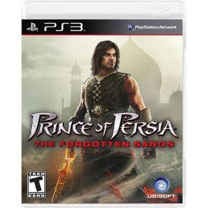 Prince of Persia: The Forgotten Sands Seminovo – PS3