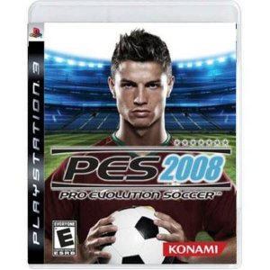 Pro Evolution Soccer 2008 Seminovo – PS3