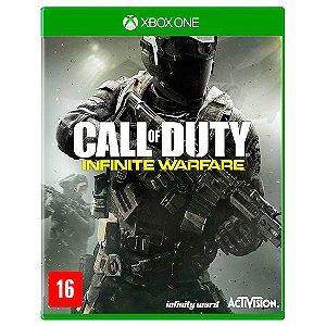 Call Of Duty Infinite Warfare Seminovo – Xbox One