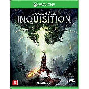 Dragon Age: Inquisition Seminovo – Xbox One