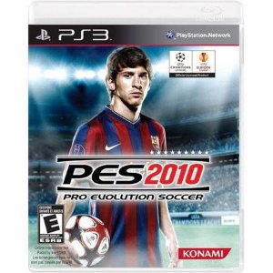 Pro Evolution Soccer 2010 Seminovo – PS3