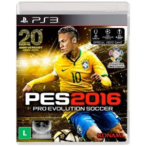 Pro Evolution Soccer Pes 2016 Seminovo – PS3