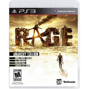 Rage Anarchy Edition Seminovo – PS3