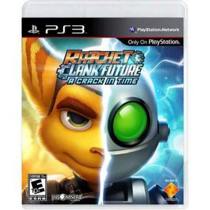Ratchet & Clank: A Crack in Time Seminovo – PS3