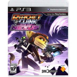 Ratchet And Clank: Into The Nexus Seminovo – PS3