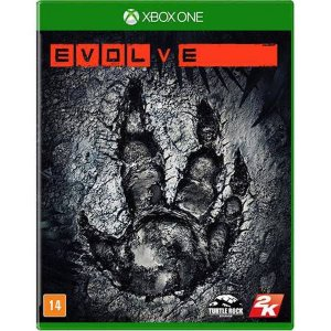 Evolve Seminovo – Xbox One
