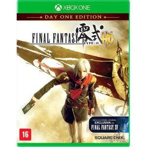 Final Fantasy Type 0 HD Seminovo- Xbox One