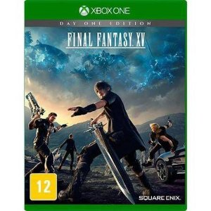 Final Fantasy XV Seminovo – Xbox One