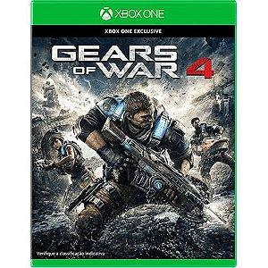 Gears Of War 4 Seminovo – Xbox One