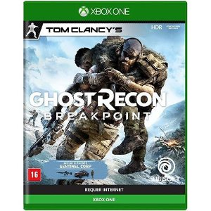 Ghost Recon Breakpoint Seminovo – Xbox One
