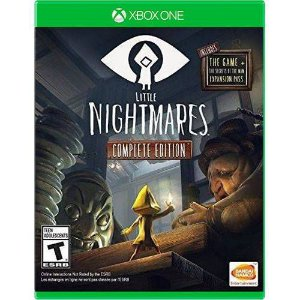 Little Nightmares Complete Edition Seminovo – Xbox One