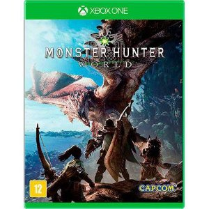 Monster Hunter World Seminovo – Xbox One