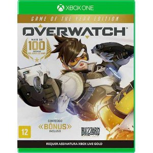 Overwatch Game Of The Year Edition Seminovo – Xbox One