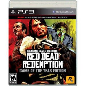 Red Dead Redemption Game Of The Year Edition Seminovo – PS3