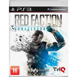 Red Faction: Armageddon Seminovo – PS3