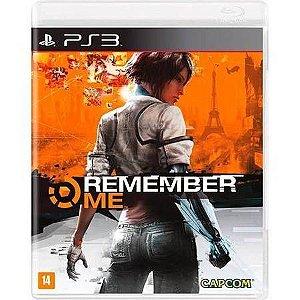 Remember Me Seminovo – PS3