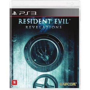 Resident Evil: Revelations Seminovo – PS3