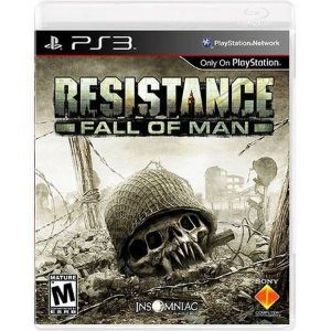 Resistance – Fall of Man Seminovo – PS3