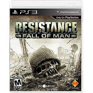Resistance – Fall of Man Seminovo – PS3