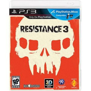 Resistance 3 Seminovo – PS3