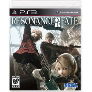 Resonance of Fate Seminovo – PS3