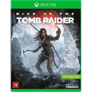 Rise Of The Tomb Raider Seminovo – Xbox One