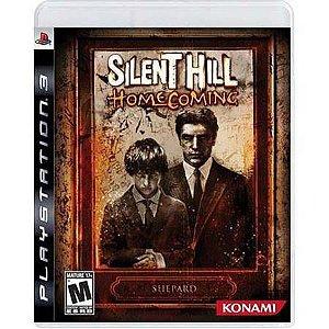 Silent Hill Homecoming Seminovo – PS3