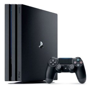 Console PlayStation 4 Pro 1TB - Sony - Seminovo