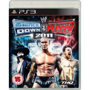 Smack Down VS Raw 2011 Seminovo – PS3