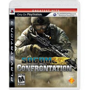 Socom Confrontation Seminovo – PS3