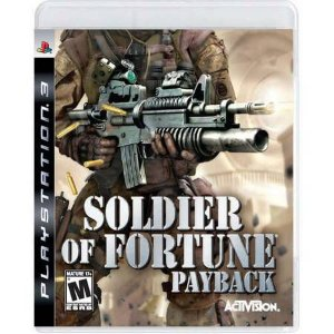 Soldier Of Fortune Payback Seminovo – PS3