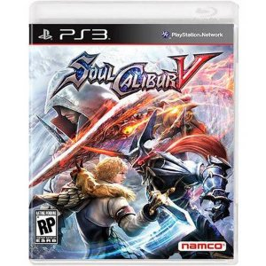 SoulCalibur V – Seminovo – PS3