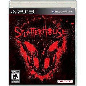 Splatterhouse Seminovo – PS3