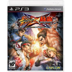 Street Fighter X Tekken: Special Edition Seminovo – PS3