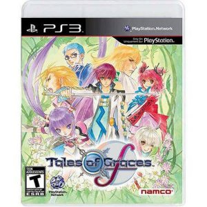 Tales of Graces F Seminovo – PS3