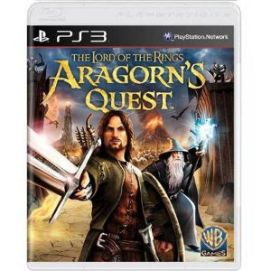 The Lord Of The Rings Aragorn's Quest Seminovo – PS3