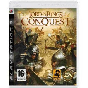 The Lord Of The Rings Conquest Seminovo – PS3