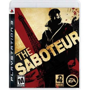 The Saboteur Seminovo – PS3