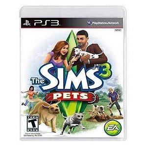 The Sims 3: Pets Seminovo – PS3