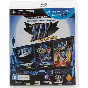 The Sly Collection Seminovo – PS3