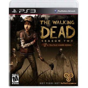 The Walking Dead Season Two Seminovo – PS3