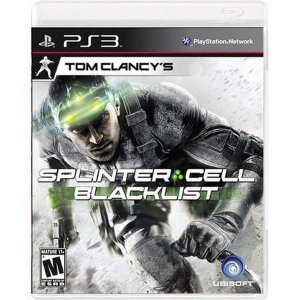 Tom Clancy's Splinter Cell: Blacklist Seminovo – PS3