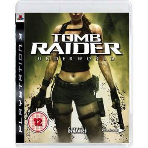 Tomb Raider Underworld Seminovo PS3