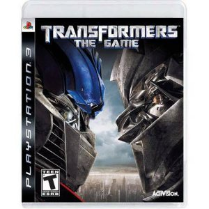 Transformers The Game Seminovo – PS3