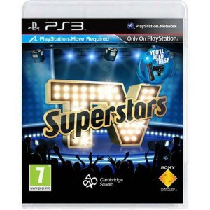 TV Superstars Seminovo – PS3