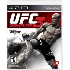UFC Undisputed 3 Seminovo – PS3