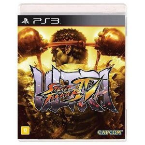 Ultra Street Fighter IV Seminovo – PS3