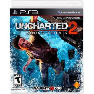 Uncharted 2: Among Thieves PT Seminovo – PS3